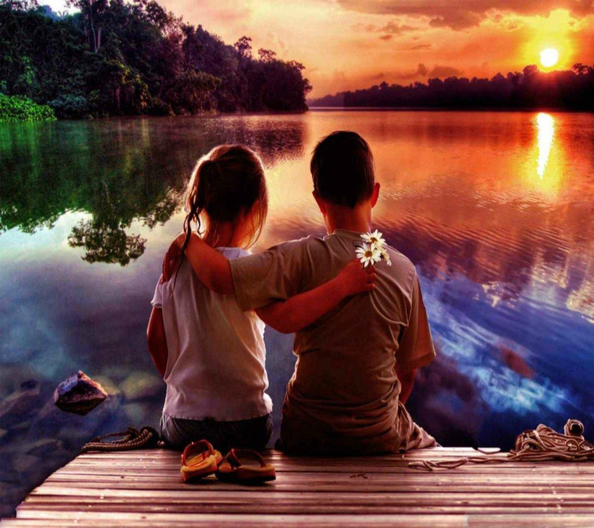 Самые красивые любовные картинки, добрым вторником