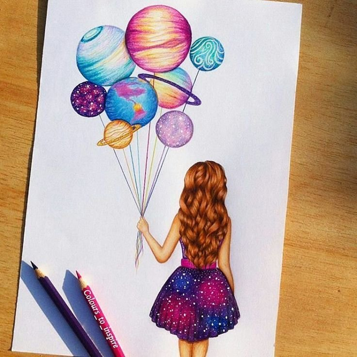 Drawing Ideas For Girls Colourful Max Installer 7 quick and easy drawing ideas/tips. drawing ideas for girls colourful max