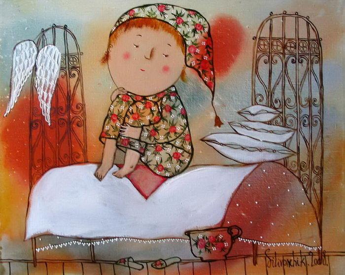 Месяцами, доброе утро ангелочек открытка