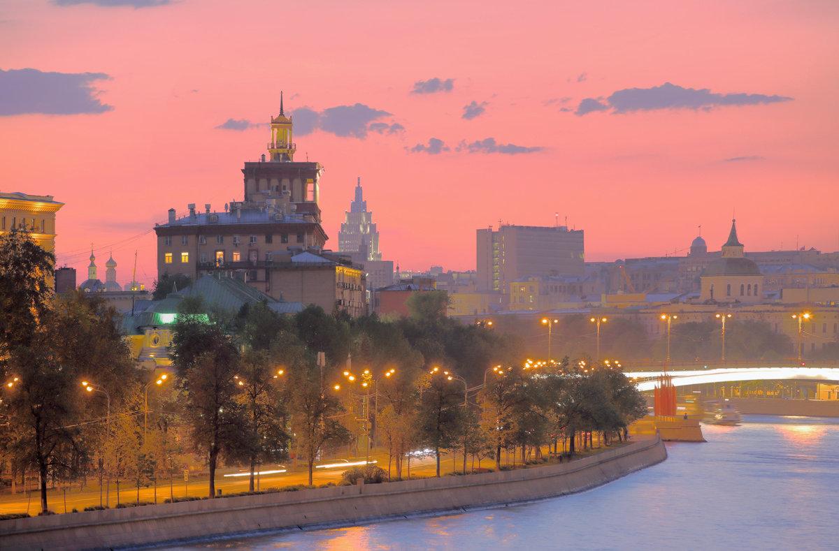 лучшие фото весны в москве меня ещё