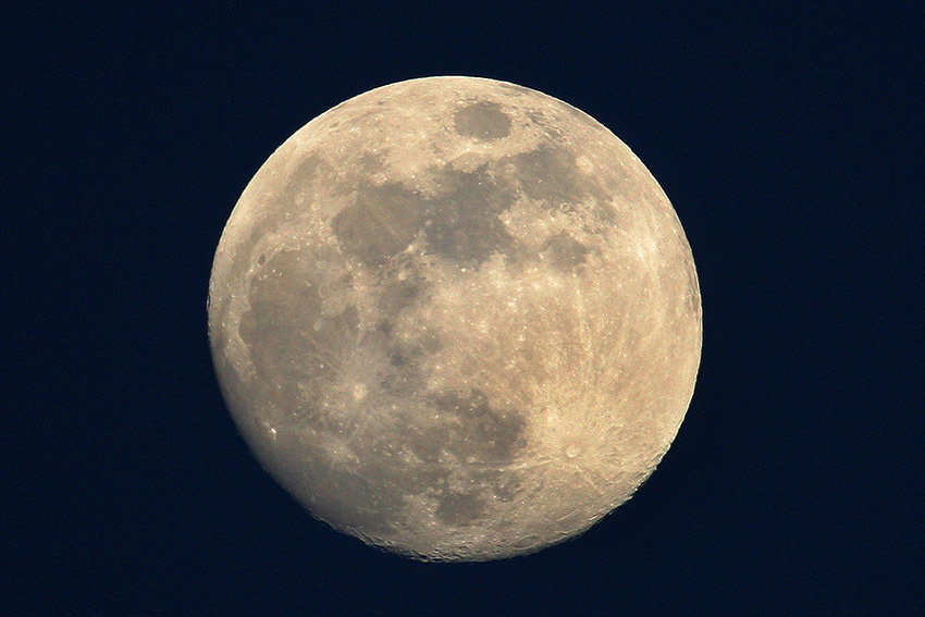 Луна на картинках с названиями, днем рождения куму