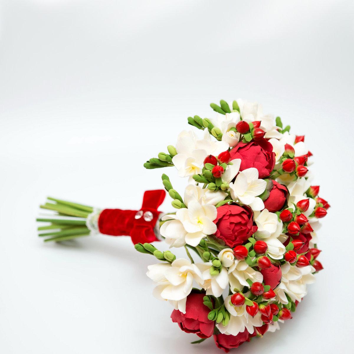 Букеты с фрезией для невесты розы, цветы подарить малознакомой