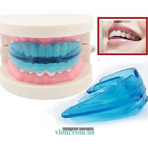 Капа Dental Trainer для выравнивания зубов. Капы для выравнивания зубов   для исправления прикуса Перейти 270d9a5aeb6