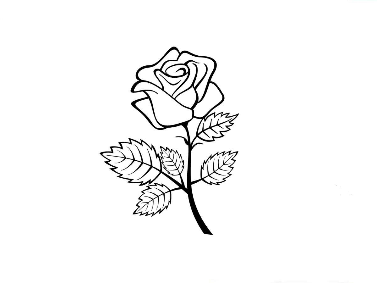 Маша, маленькие картинки с цветами которые можно нарисовать