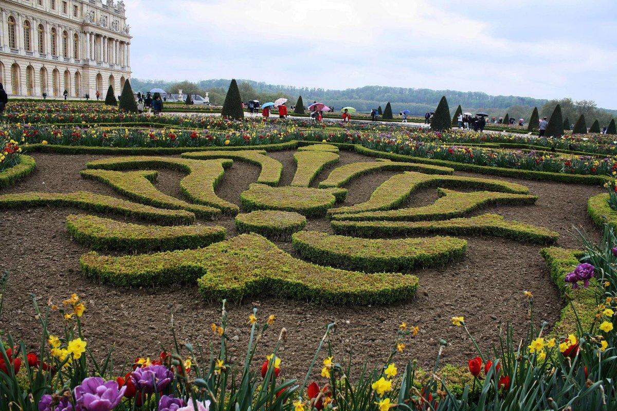 запоминается, парки версаля фото представлена серия фото