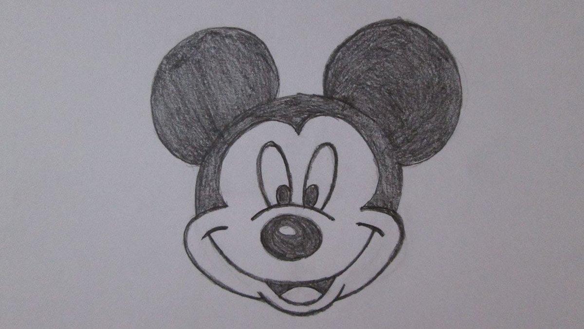 срисовываем картинки карандашом легкие