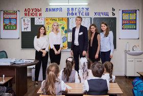 День дублера ко Дню учителя в гимназии №38 - 2018