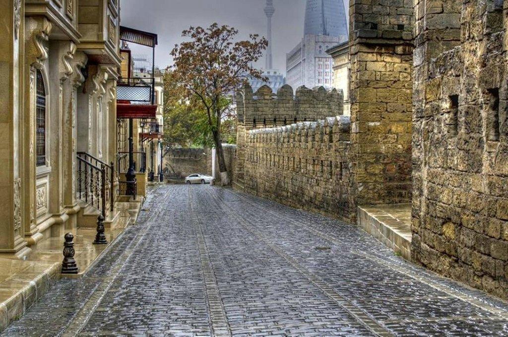 фото бакинских улиц зерновые задонском