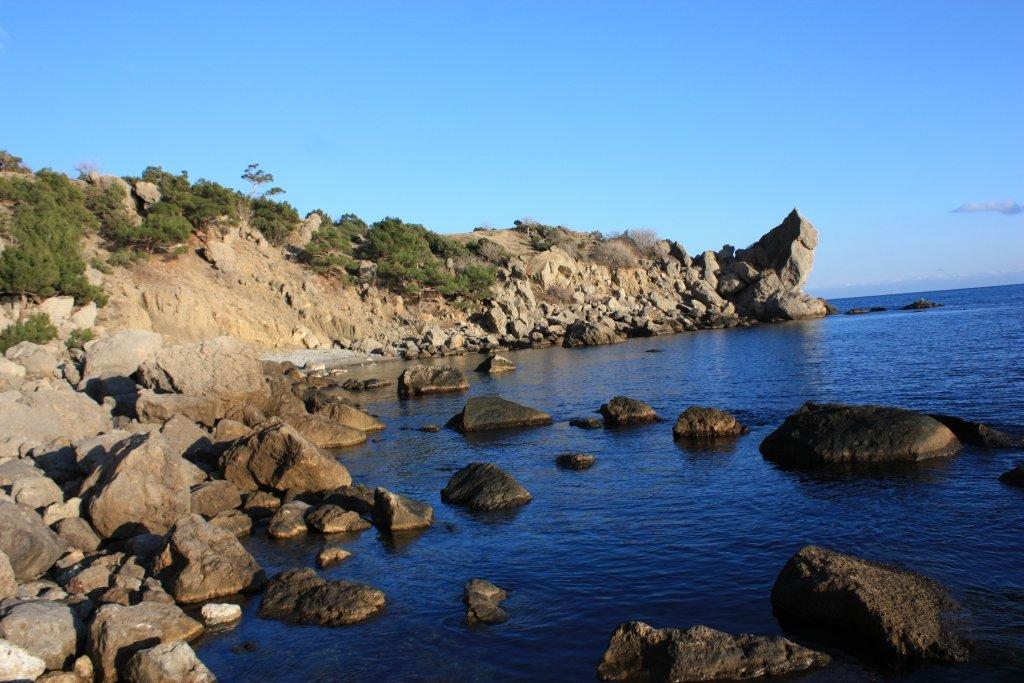 Фотографии из дикого пляжа