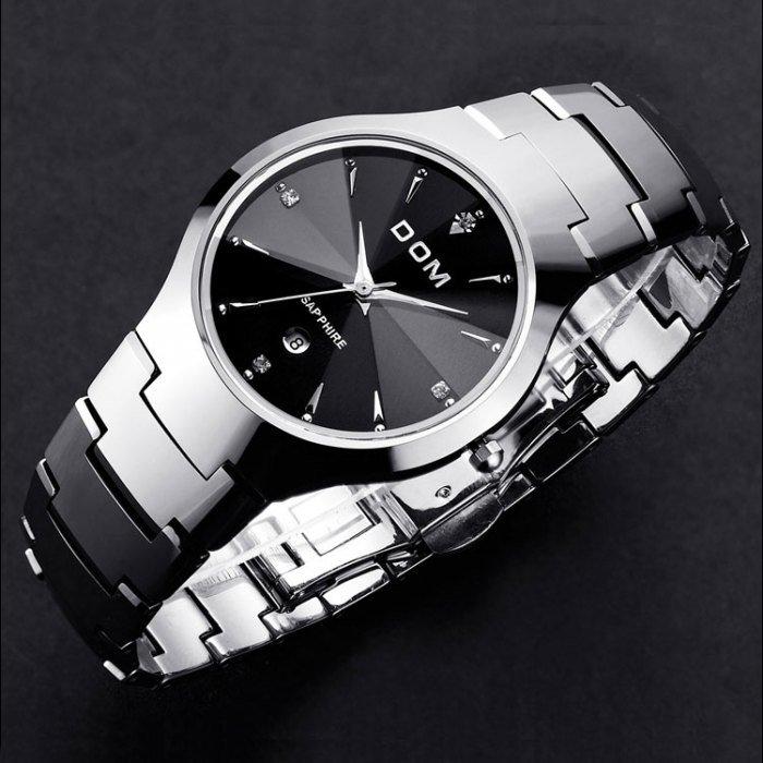 f9259f0e04bc Мужские часы DOM. Купить мужские наручные часы. Интернет магазин Точное  Время Подробности..