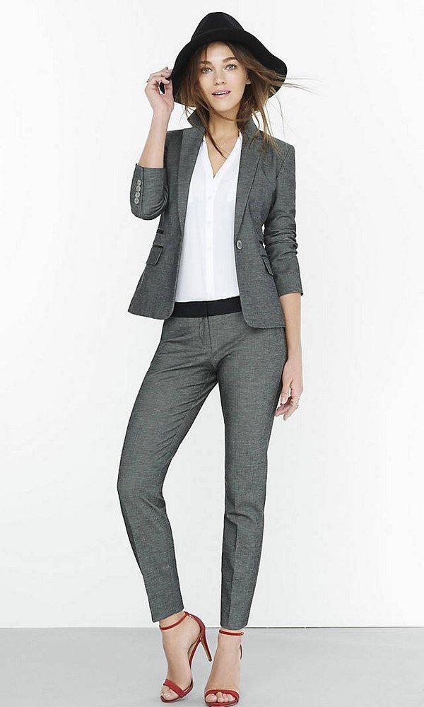 b3406f40c5b ... Деловой стиль в одежде может быть очень разнообразным. С его помощью вы  можете подчеркнуть свою