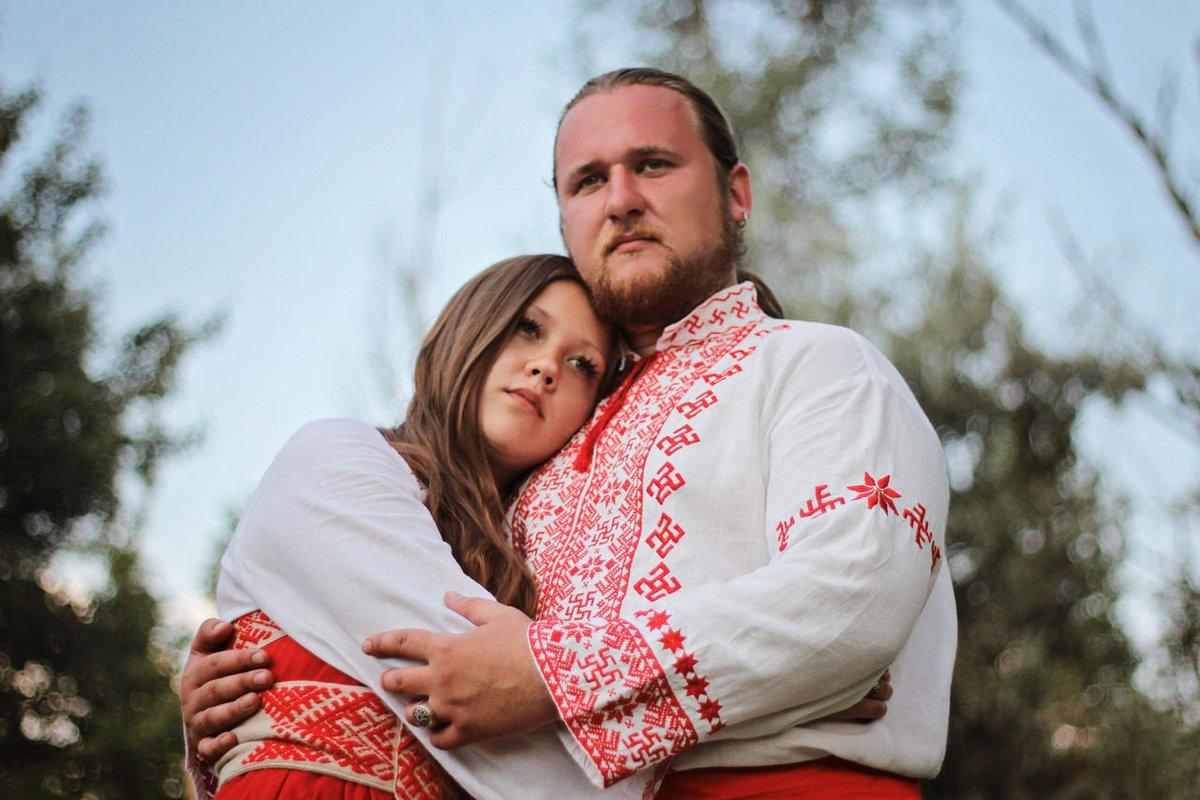 правильно фото славянских мужиков создать атмосферу уюта