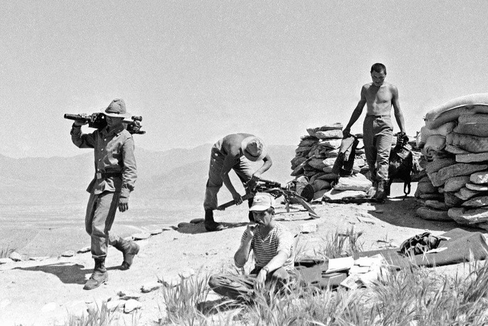 Картинки афганская война 1979-1989, днем рождения