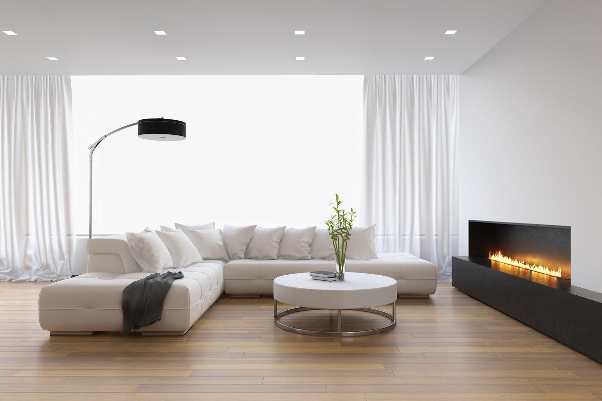 Почему матовые натяжные потолки являются такими популярными – основные плюсы