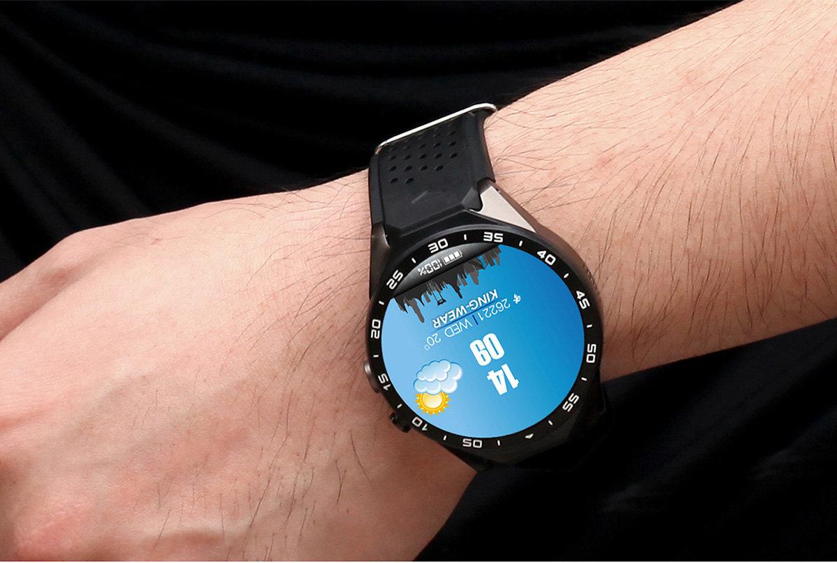 Самые тонкие умные часы