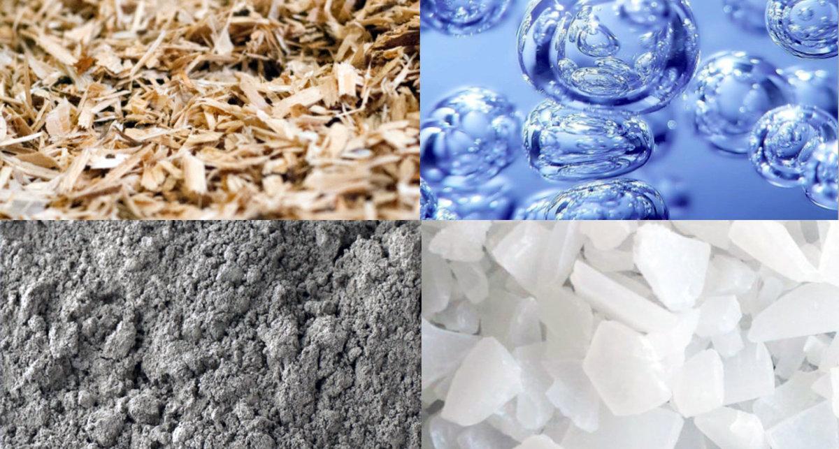 сульфат алюминия для арболита
