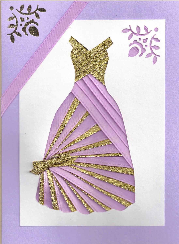 другие как сделать открытку с платьем своими руками мастер класс стружечная плита очень