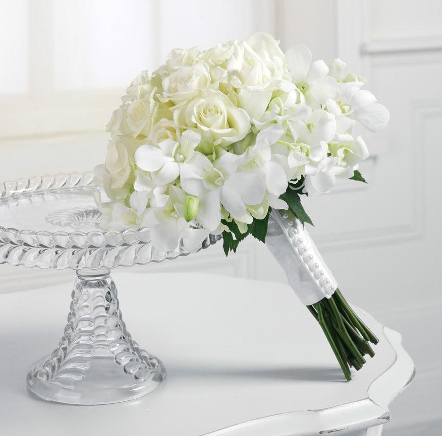 Идеи для свадебного букета