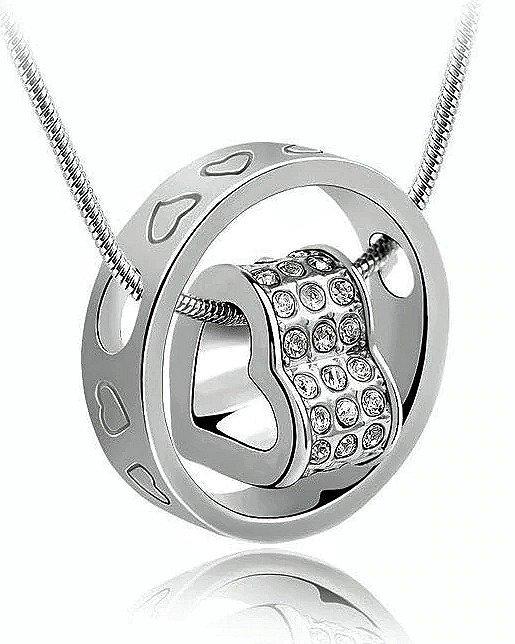 Кулон Ring Heart в Нижнекамске