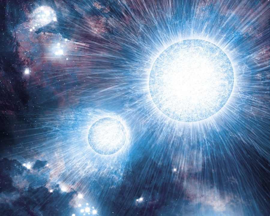 Картинки двойные звезды