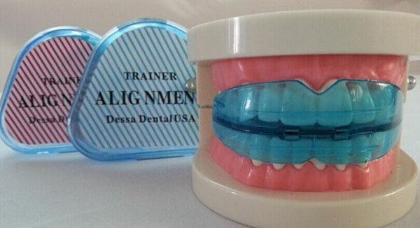 Капа Dental Trainer для выравнивания зубов. Капы для выравнивания зубов или  альтернатива Подробности.. 7162205963e