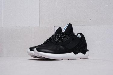 669b7bee Купить недорогие кроссовки Adidas Y3 Tubular Runner черного цвета в  интернет-магазине WERAN.RU