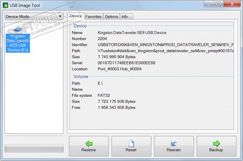 Usb image tool 1. 75b скачать бесплатно. Скачайте usb image tool.