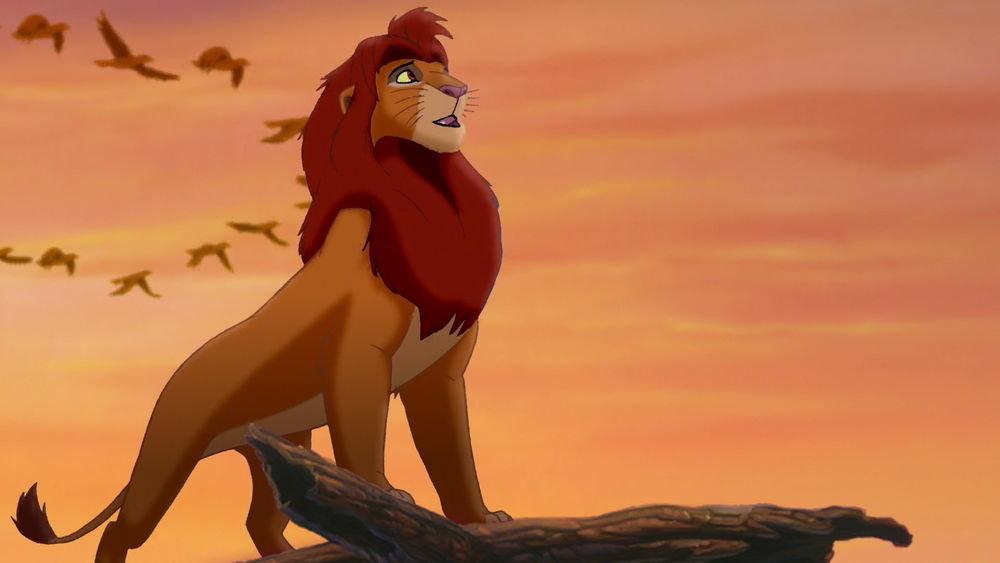 Смотреть король лев на английском языке