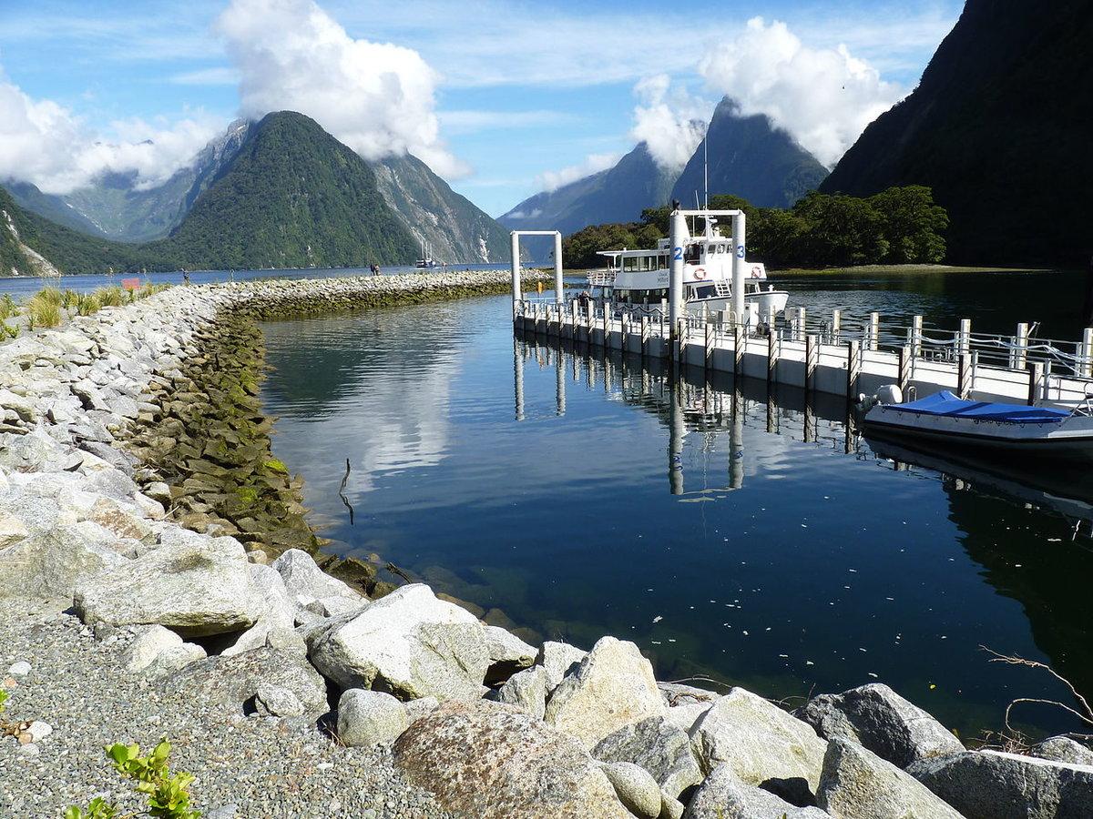 картинки новой зеландии достопримечательности модель