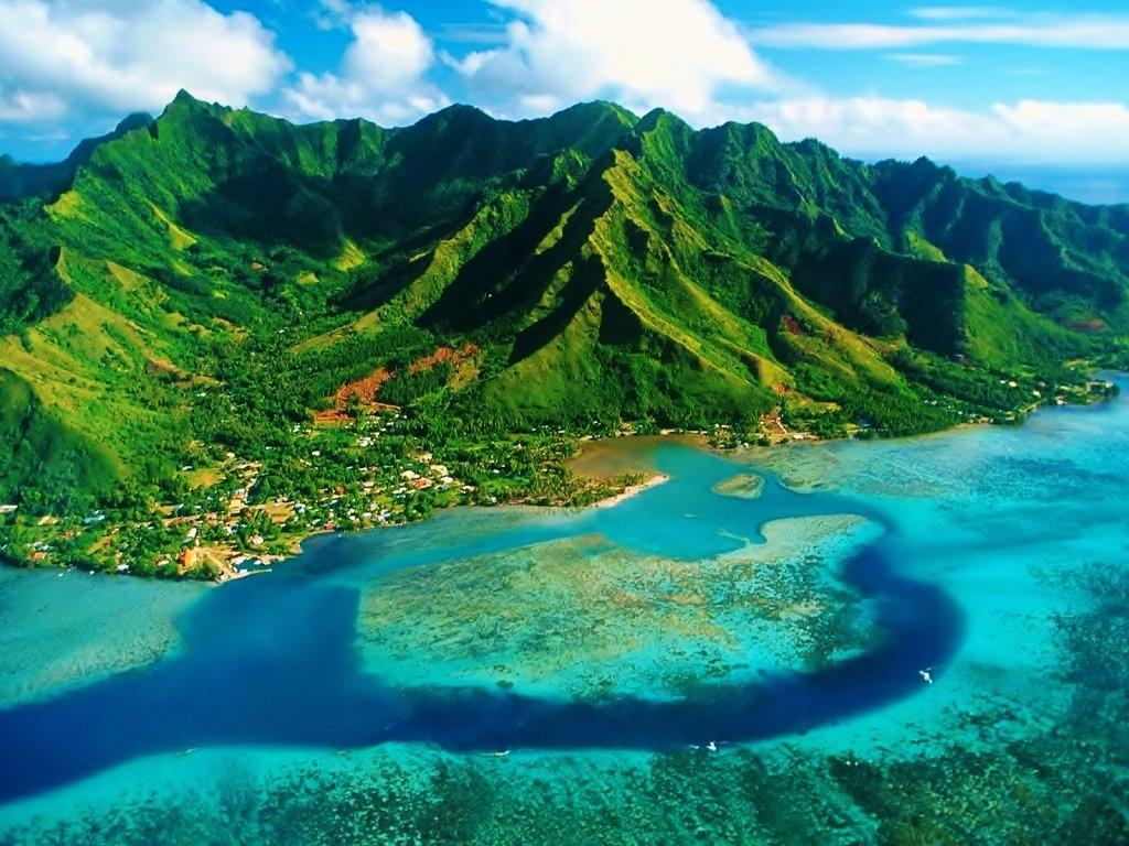 красивое картинки красоты островов путешествовать удовольствием