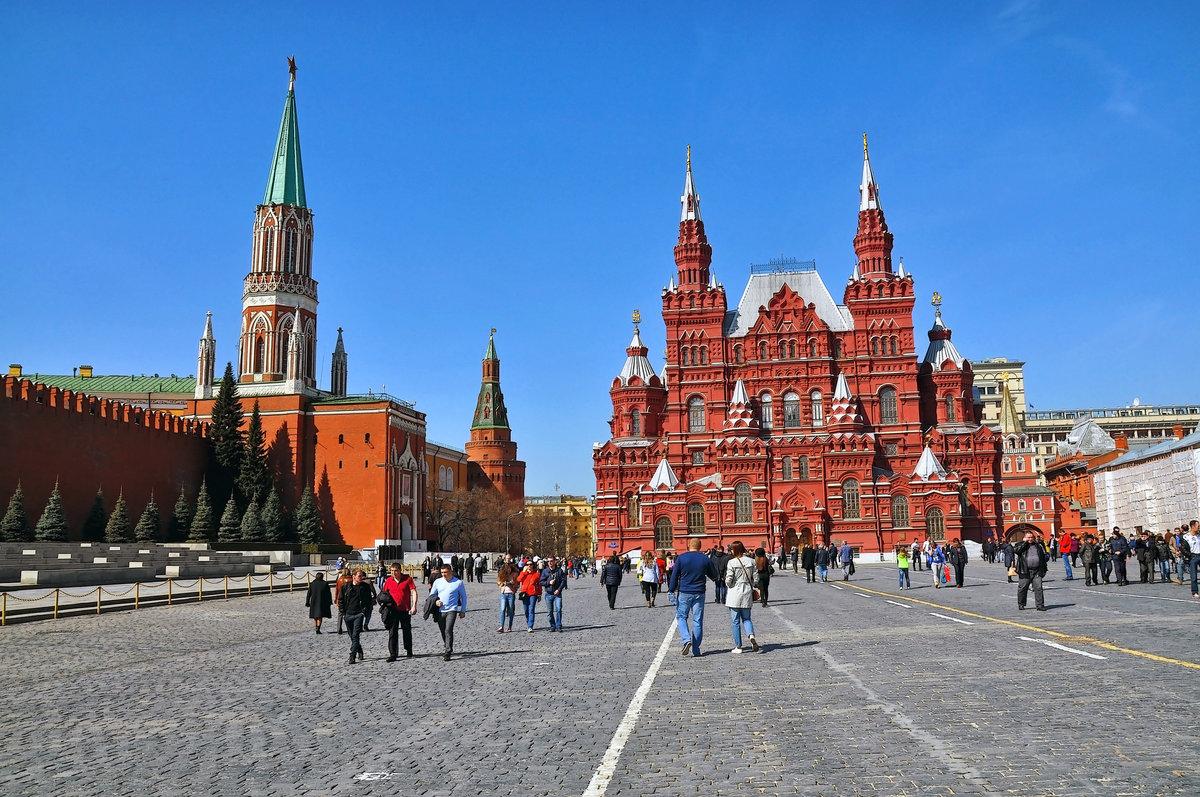 Картинки красная площадь в москве большого размера, открытку