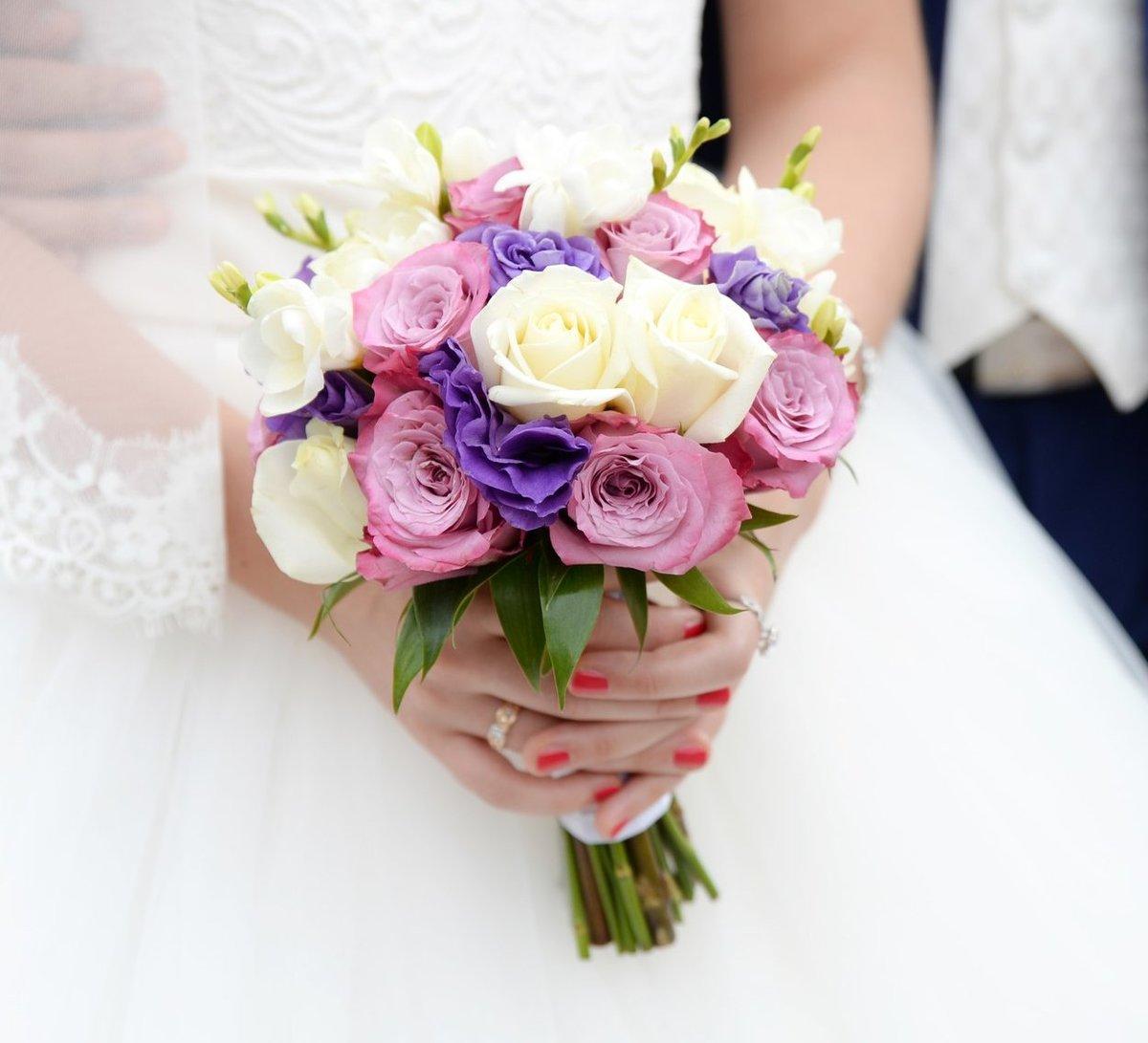 Букеты минск, стильный букет невесты киев