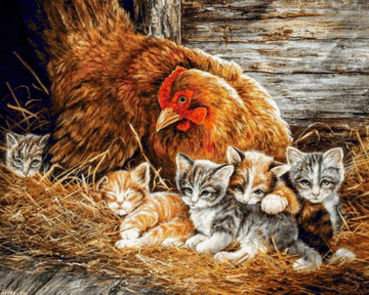 Визитки для, открытки мама с котятами