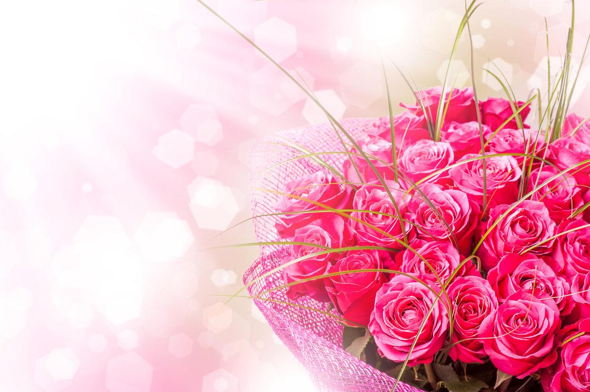 Вышивка, открытки поздравит.розы