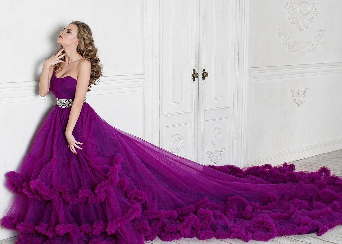 Днем рождения, самое красивое платье картинку