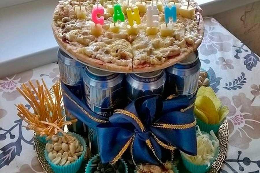 карусель если торт для мужчин с пива фото раньше уже писала