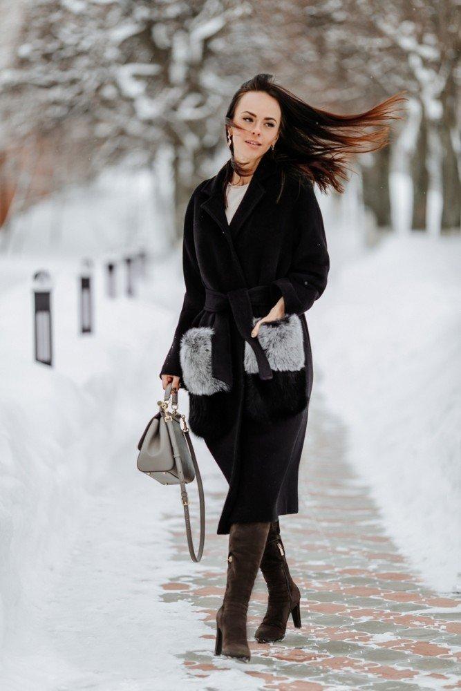Картинка зимняя верхняя одежда