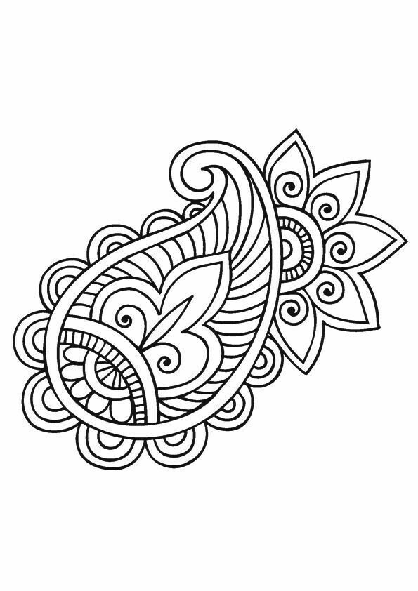 Pointillism Coloring Pages Flowers Resume Ideas Namanasa Card