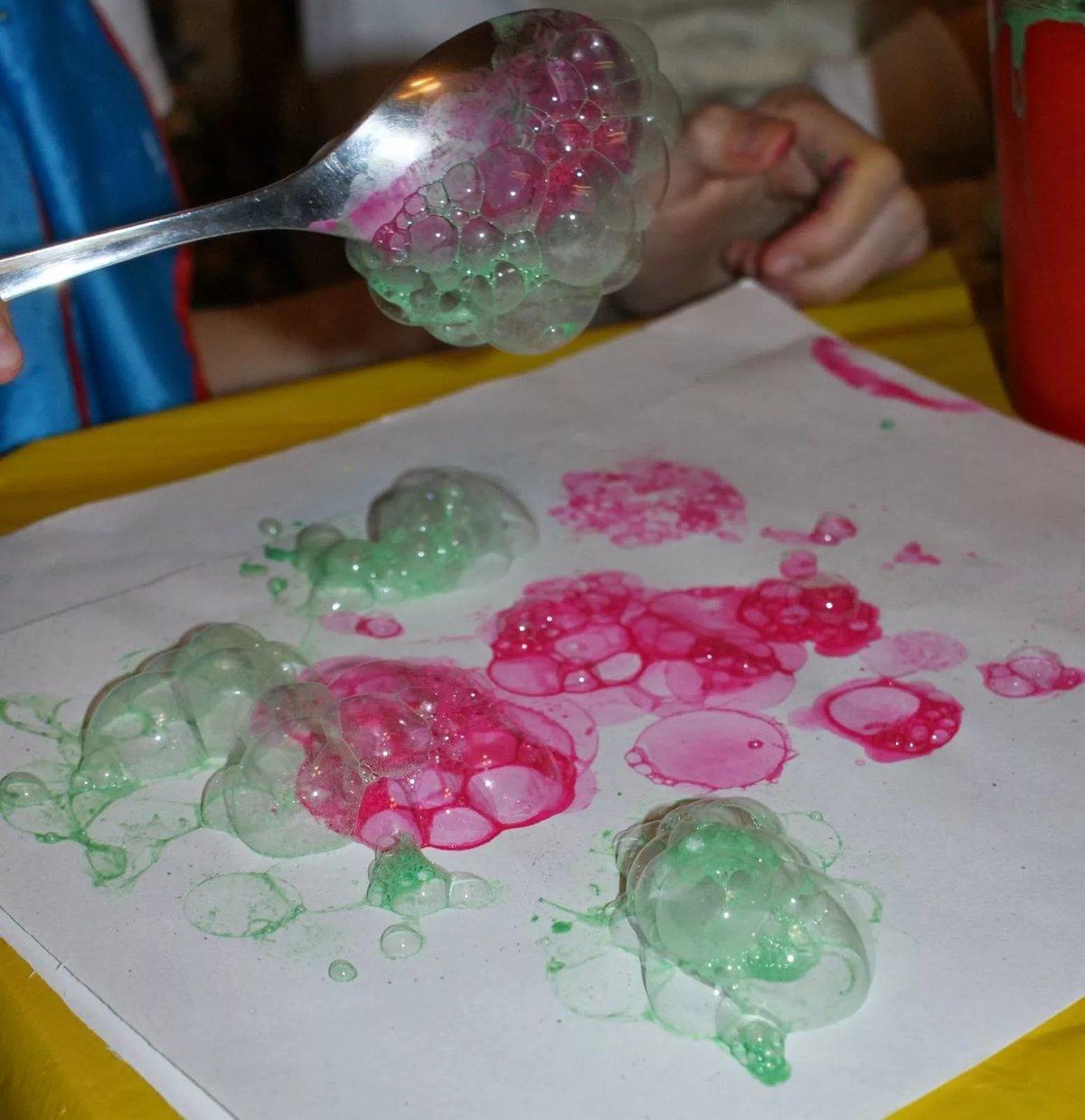 карта пузыри на открытке как сделать деятель сфере экологии