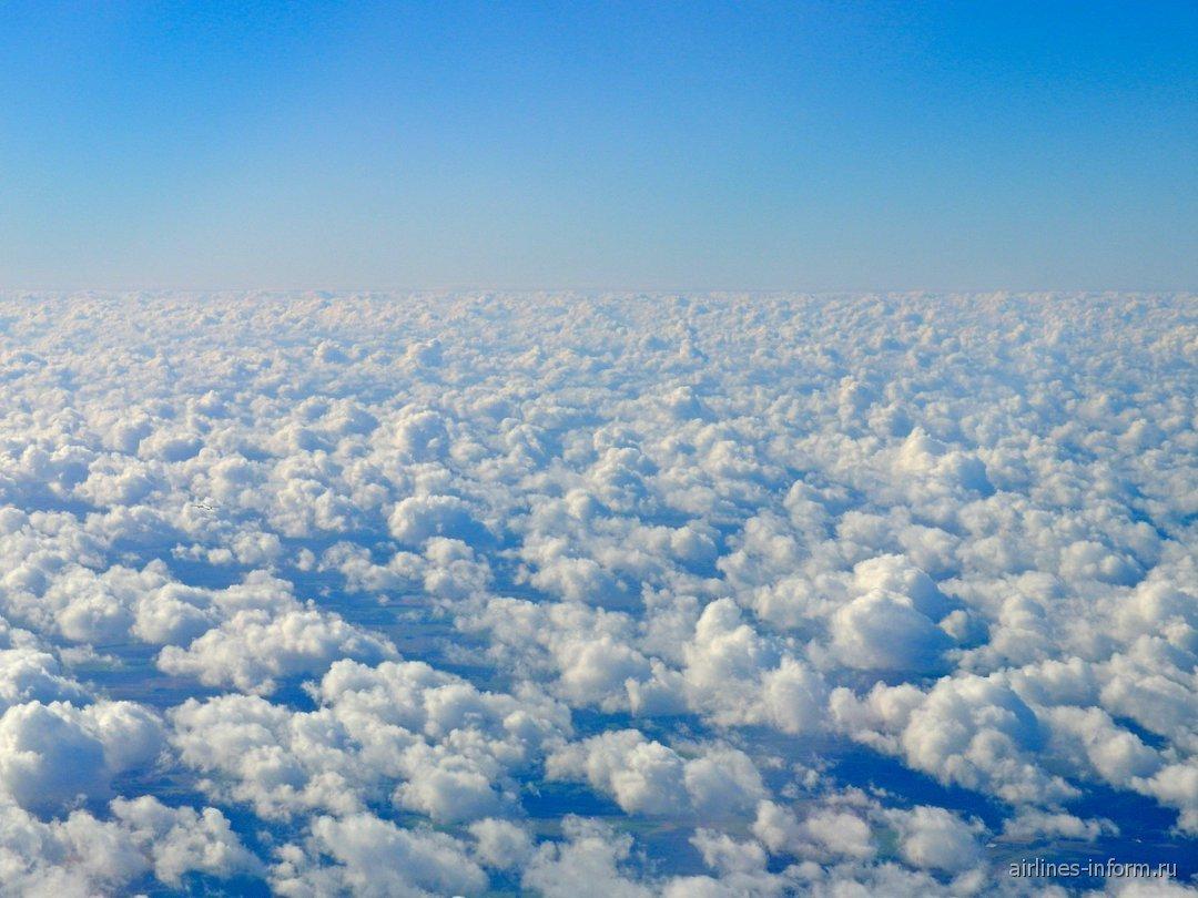 облака над облаками картинки