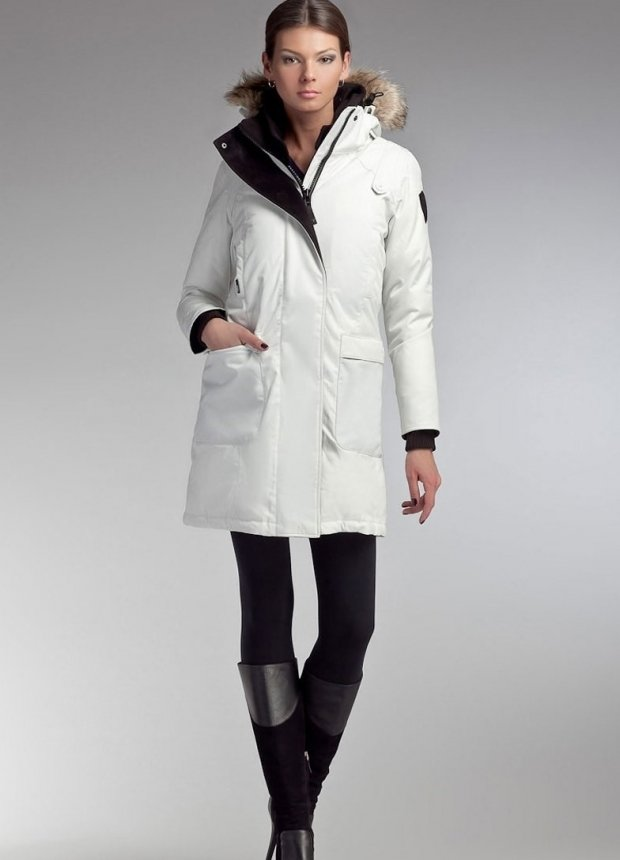 Модные женские куртки осень-зима 2015-2016 - общие тренды, мода весна- b159dfd9662