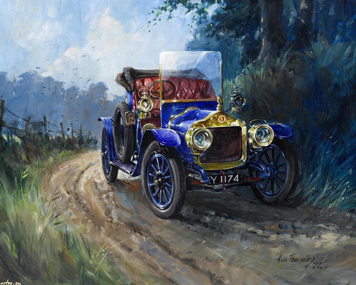Картинки для декупажа современные автомобили