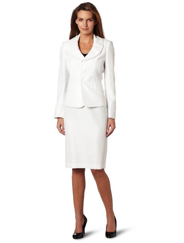 костюм офисный женский фото