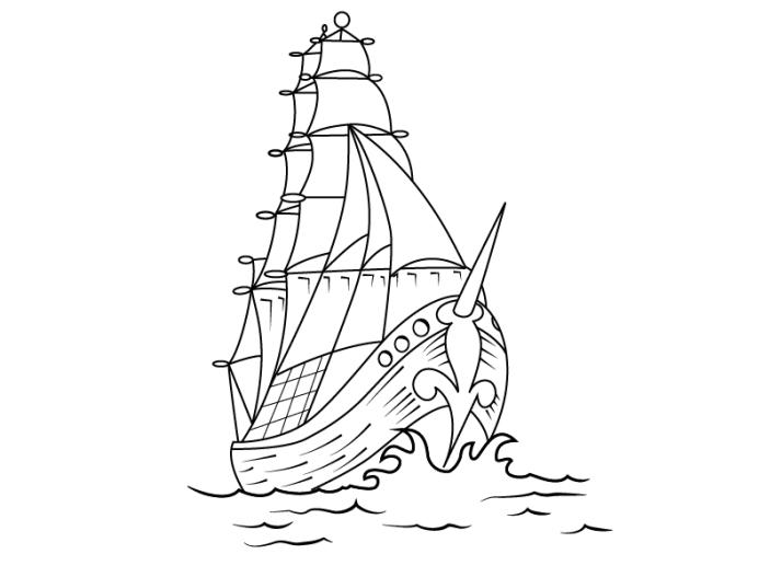 Картинки алые паруса корабль для распечатки, голосовые рождением дочки