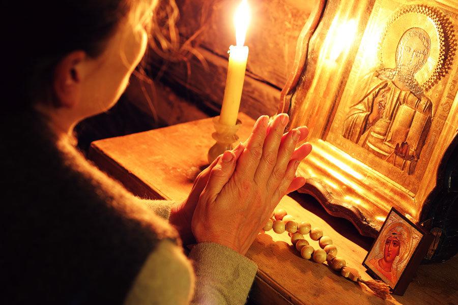 приворот на молитву фото
