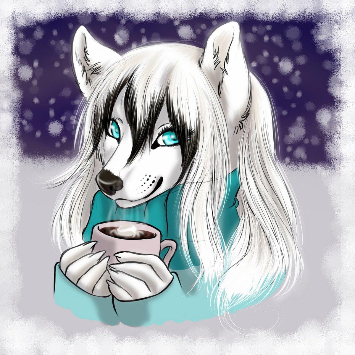 Фото волчицы девочки аниме