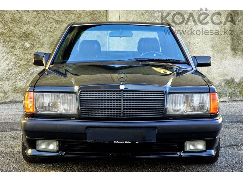 Benztuning Mercedes Benz W201 190e 3 2 Amg Card From User