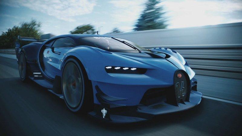 Bugatti Chiron шикарные обвесы.