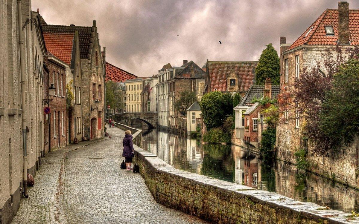 Днем, картинки красивые старинные города