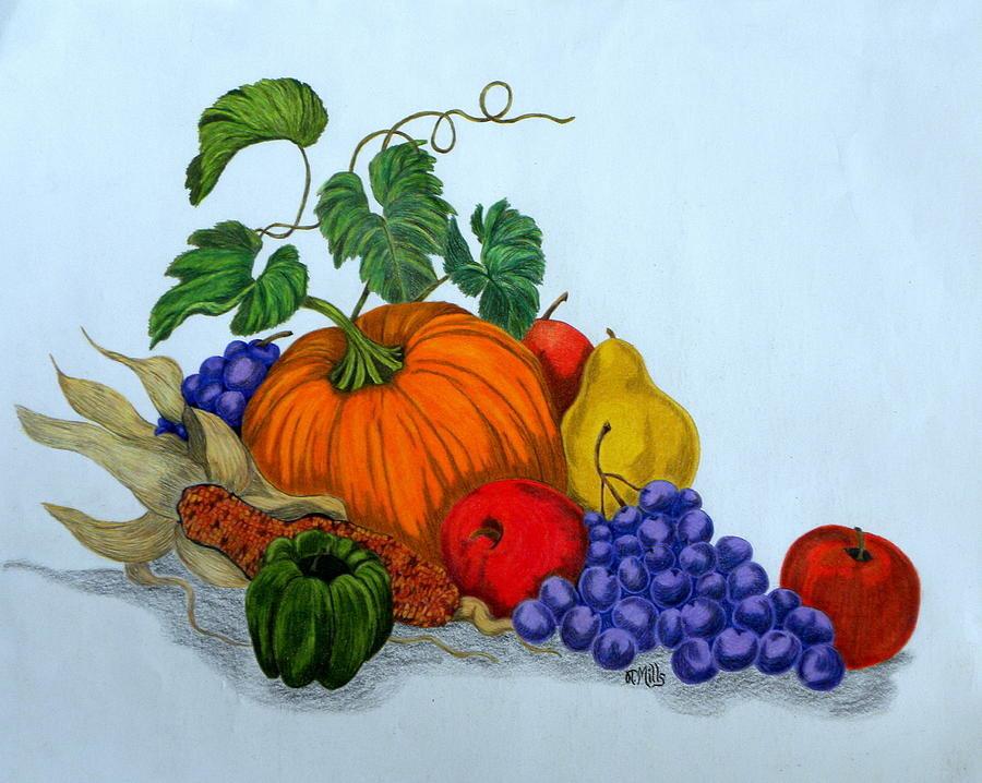 приносим овощи фрукты картинки как рисовать тем